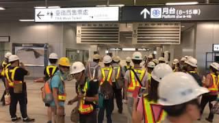 台鐵 高雄車站慶台灣鐵路 131週年 鐵路節活動 高雄舊站 高雄新站參訪活動