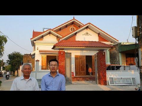 Mẫu Nhà Cấp 4 Đẹp 100m2 Với 3 Phòng Ngủ Tại Hưng Nguyên Nghệ An