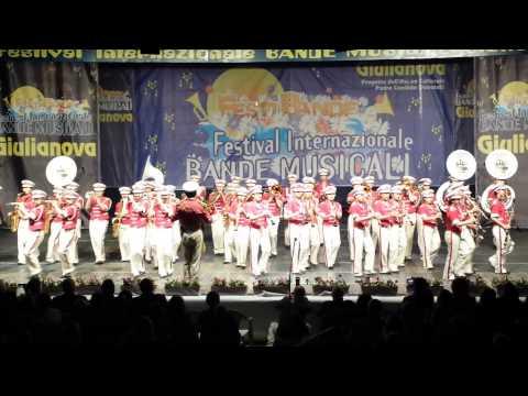 GIAPPONE....FESTIVAL INTERNAZIONALE DELLE BANDE GIULIANOVA DAL 29 MAGGIO AL 2 GIUGNO 2014