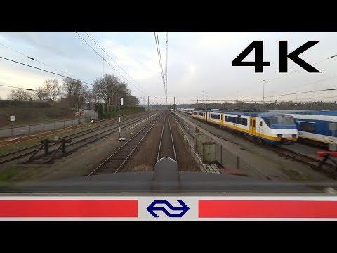 CABVIEW HOLLAND Schiphol - Amersfoort ICM 2018