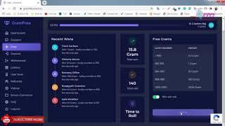Gramfree New Update Easy To Earn - Make Money Online // Muradpur IT Center