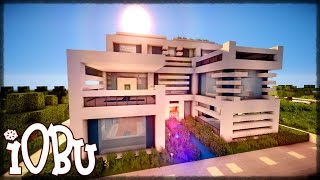 INCREDIBLE MODERN HOUSES! Minecraft Timelapse - Let's Build - Modern House Monday 5 w/ Download