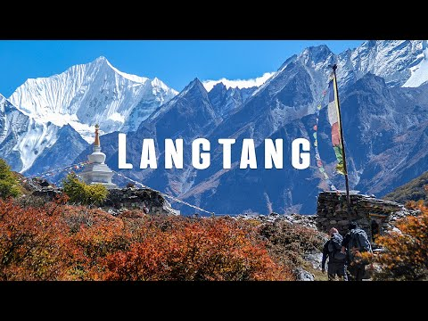 Trekking to Langtang and Kyanjin Gompa Valley in Nepal | Travel Video