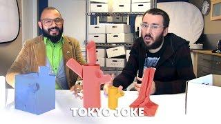 3D Printed Bong Pipe $13,000 / Tokyo Joke