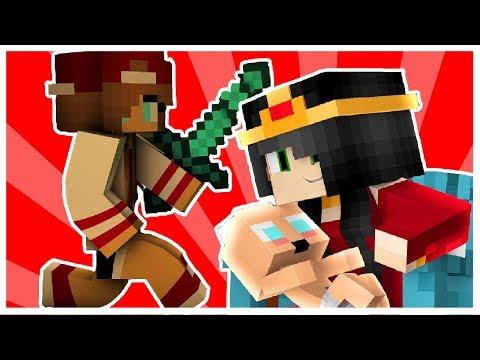 Minecraft - RAVEN'S MOM STEALS RAMONA'S BABY | ROYAL FAMILY | Custom Roleplay