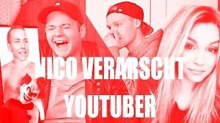 Nico verarscht Youtuber | wahrscheinlich Horror Clown | inscope21