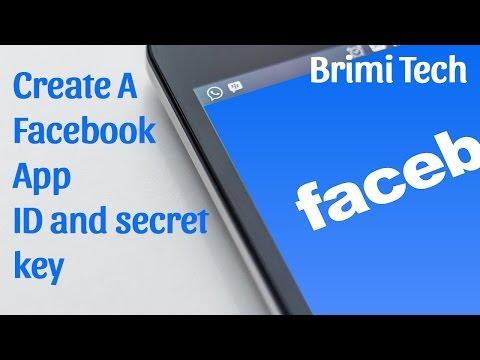 Facebook App ID - Create A Facebook App ID And Secret Key For Website