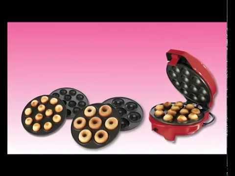 GOURMETMAXX MULTIBACKER 3 IN 1 - Παρασκευαστής γλυκισμάτων