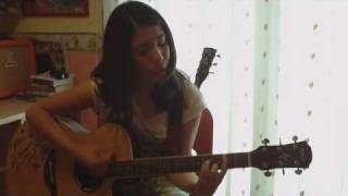 Gambar cover Mei plays My Happy Ending (Avril Lavigne)