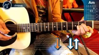 """Cómo tocar """"Snuff"""" de Slipknot en Guitarra Acústica (HD) Tutorial - Christianvib"""