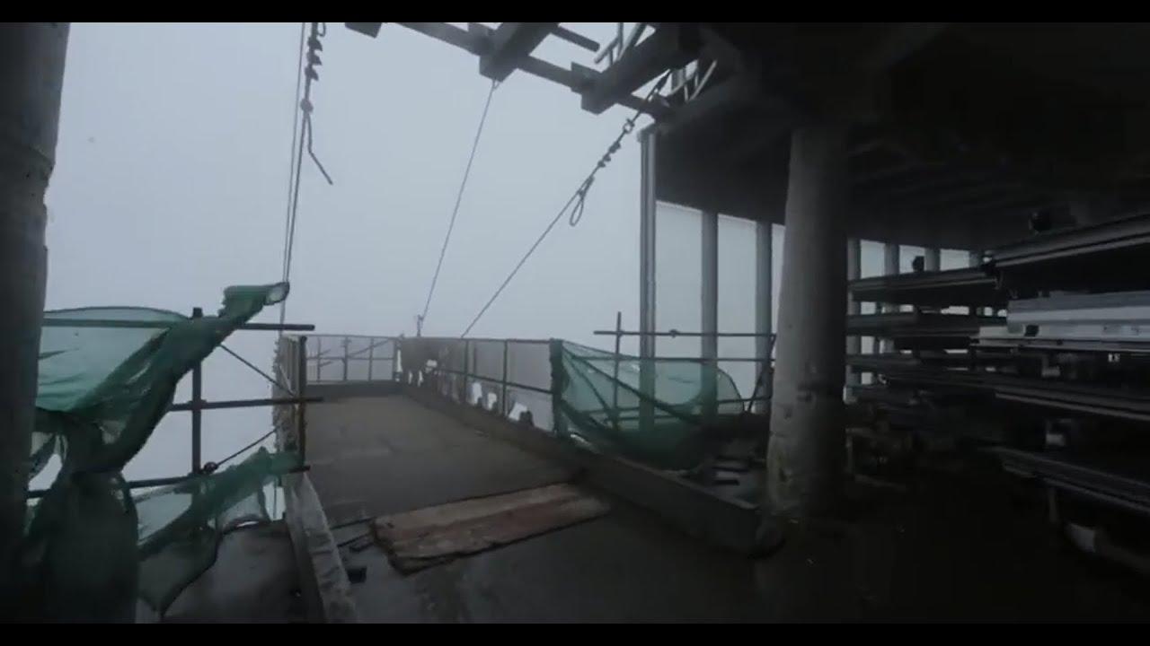Shanghai Tower Construction Update Video, December 2014