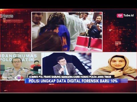 Polisi Beberkan Hasil Digital Forensik, Sang Artis Tawarkan Diri? - iNews Sore 11/01