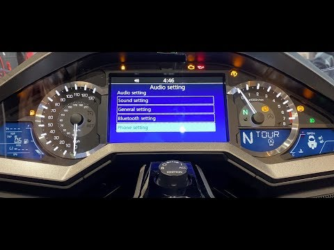 """2020 HONDA GOLDWING - The ULTIMATE GOLD WING ( pt 1 of 3 ) - """" Warp Drive please Mr Sulu """""""