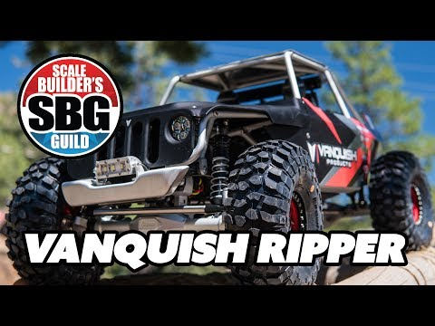 SBG plays with the Vanquish Ripper