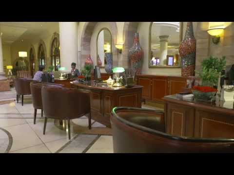Sheraton Pretoria Hotel: the essence of South Africa next to the Union Building