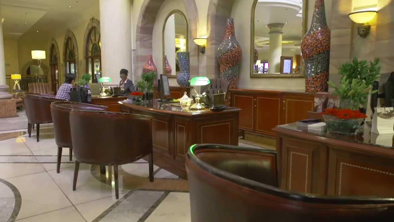 Sheraton Pretoria Hotel The Essence Of South Africa Next