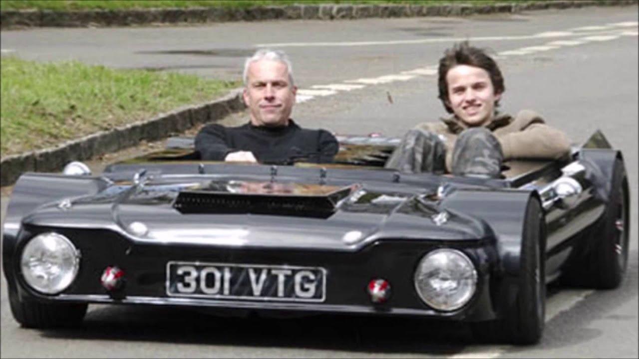 Top 10 Weirdest Cars Ever Made - YouTube