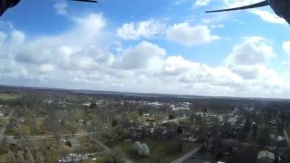 Mobius Action Camera on a Syma X8W in Rich Hill Missouri