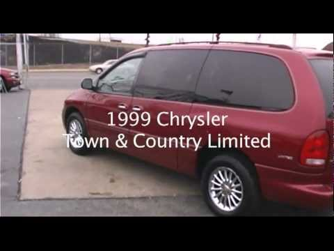 1999 chrysler town country limited youtube. Black Bedroom Furniture Sets. Home Design Ideas