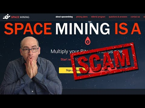 SPACE MINING IS A HUGE SCAM! - Avoid It Like The Plague