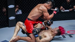 ONE: ROOTS OF HONOR Main Card   ONE Highlights
