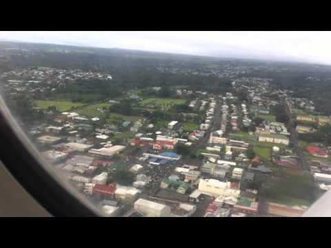 Landing Hilo,HI