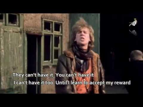 Reward with lyrics