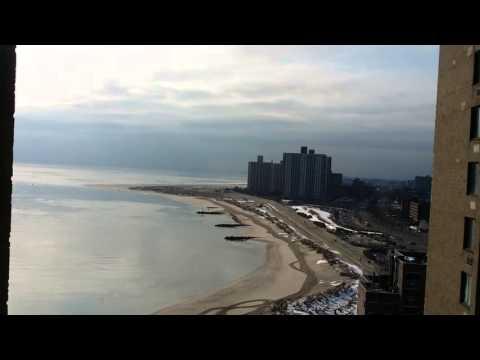 Rockaway beach view in far rockaway queens