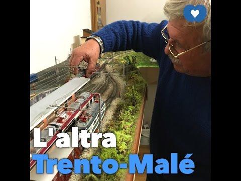 L' altra Trento-Malé, la passione di Roberto Poletti | Trentino Alto Adige