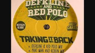 Defkline Red Polo Taking It Back Original Mix