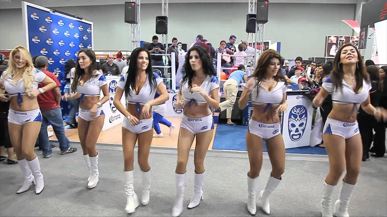 Lucha Libre Chicas Alonso Samperio