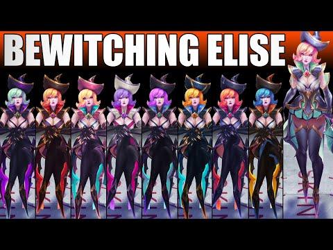 Bewitching Elise Chroma Spotlight