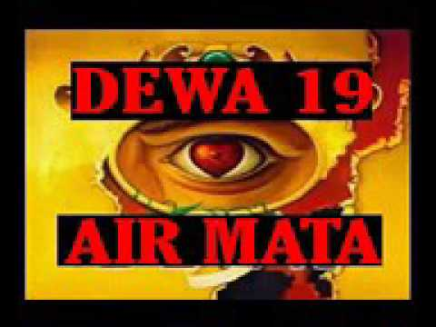 Dewa 19 air mata