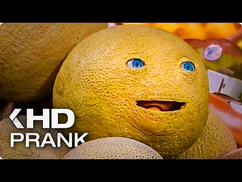 Speaking Fruits in Real Life Prank (2016) Sausage Party