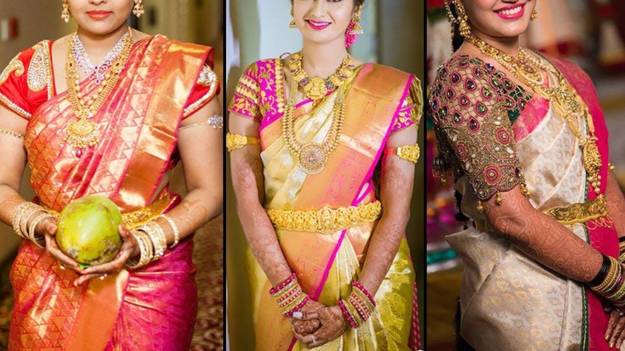 Latest Bridal Saree Collection 2018 Bridal Saree Collection 2018