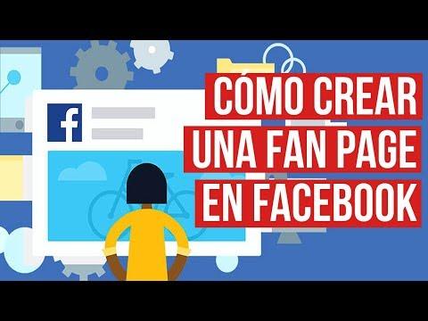 Como Crear Una Fan Page En Facebook 2020