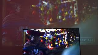 Projector Benq W1070 vs TV SAMSUNG UE55MU6172