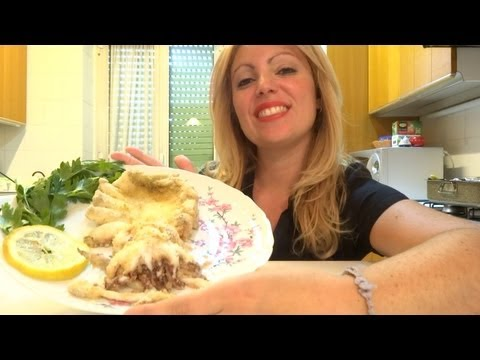 Ricetta light saporita per calamari o seppie youtube for Cucinare seppie