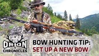 Video Bow Hunting Tip   How to Set Up A Bear Takedown Bow download MP3, 3GP, MP4, WEBM, AVI, FLV Juli 2018