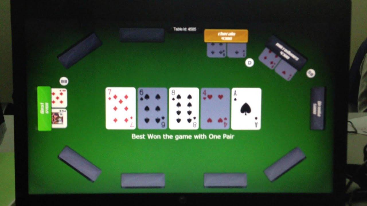 Electronic Poker