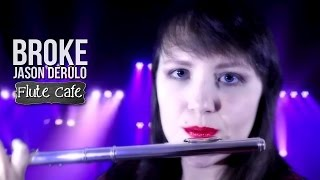 "Jason Derulo - ""Broke"" ft. Stevie Wonder and Keith Urban - Flute Cover Instrumental"