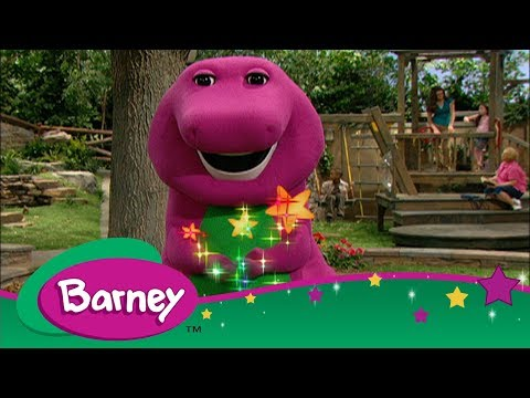 Barney - A Bright New Day Song Compilation