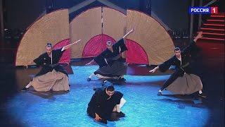 Japan dance. Evolvers. Waacking, Breaking. Японская стилизация