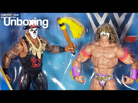 WWE Unboxing LIVE #17 - I Put a Spell on YOUUUUUU