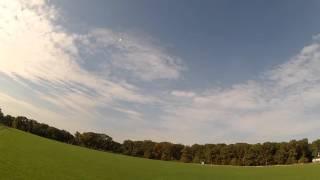 Greg006 Delta V5 2212 1200kv KF 2 airfoil epp windy day