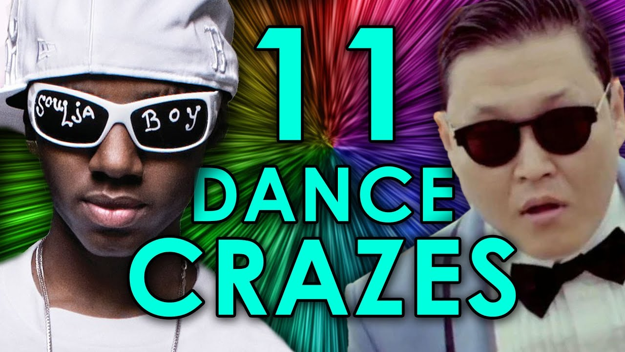 11 songs that started dance crazes youtube