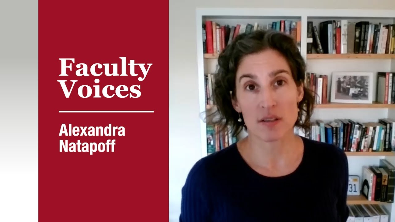 Faculty Voices | Alexandra Natapoff on how our massive misdemeanor system makes America more unequal