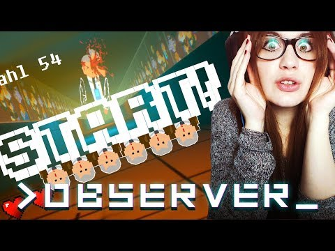OBSERVER #22 - WAS WAS WAS!? ● Let's Play Observer