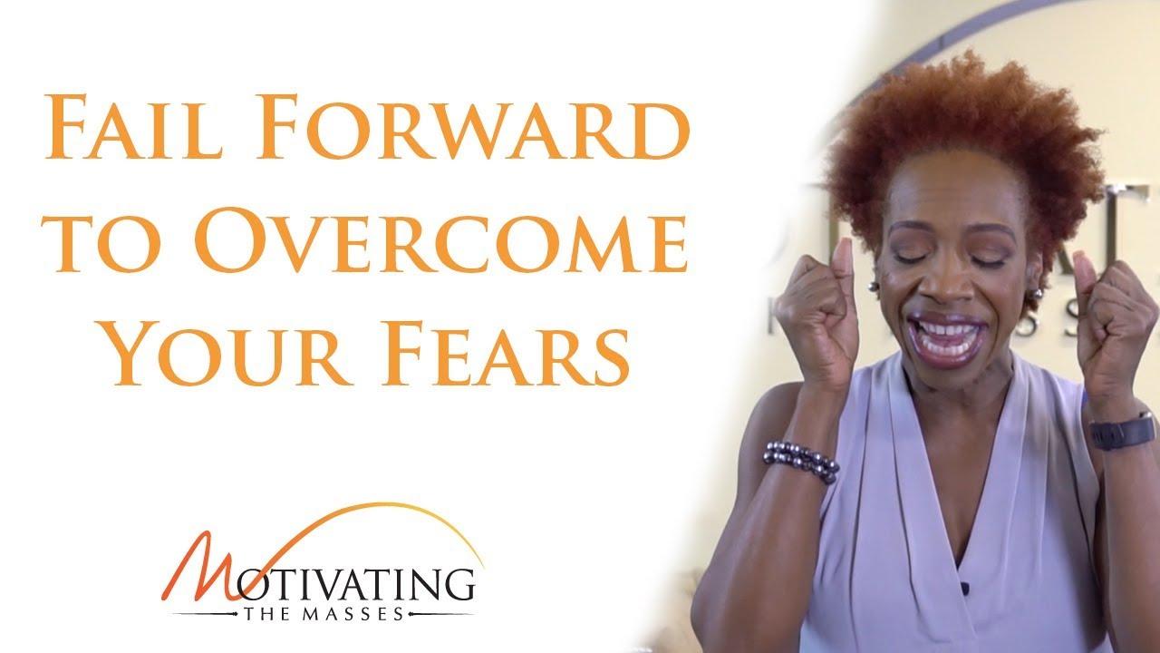 Lisa Nichols - Fail Forward to Overcome Your Fears