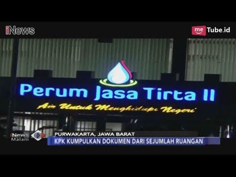 Geledah Kantor Perum Jasa Tirta II, KPK Kumpulkan Sejumlah Dokumen - iNews Malam 04/12 Mp3